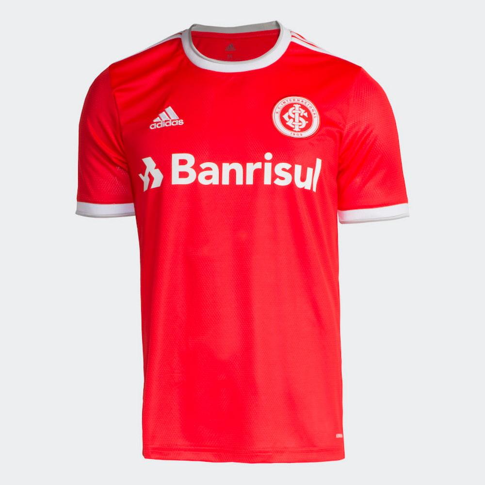 camisa inter vermelha adidas
